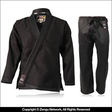 Fuji Black Summer BJJ Gi + Free Belt